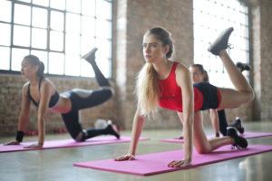 Sport ist gesund und weniger ist oft mehr
