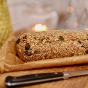 Kerniges glutenfreies Brot