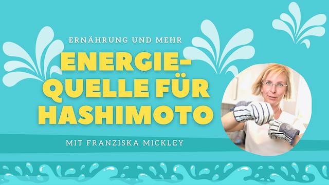 Energiequelle für Hashimoto